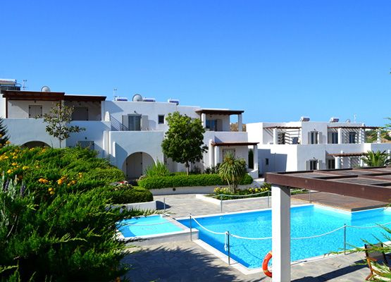 Hotels in the most touristic areas in Naxos, a secure investment for a standard income. Those are fantastic opportunities