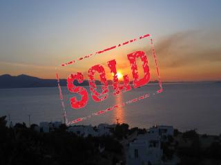 (SOLD !!!) Residential Apartment    Orkos Naxos / Cyclades - 31 sq.m., 65.000€