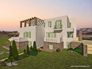 (For Sale) Residential Maisonette || Vivlos Naxos / Cyclades - 110 sq.m., 225.000€