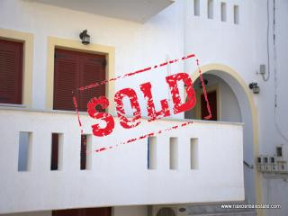 (SOLD !!!) Residential Apartment || Agios Prokopios Naxos / Cyclades  - 75 sq.m., 150.000€