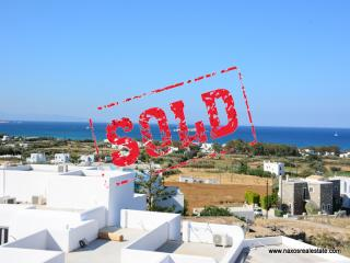 (SOLD) Residential Apartment || Cyclades/Naxos Agia Anna - 62Sq.m, 195.000€