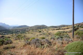 (À vendre) Terrain || Galini Naxos / Cyclades - 818 m², 85.000 €