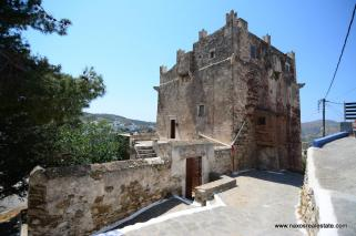 (For Sale) Tower || Cyclades/Naxos Kourounohori - 296 Sq.m, 730.000€