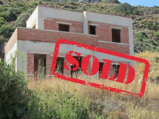 (SOLD !!!) Detached House || Eggares Naxos / Cyclades - 130 sq.m., 110.000€
