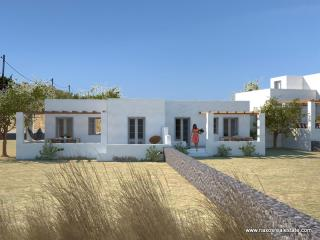 (For Sale) Residential Detached house || Cyclades/Naxos Kastraki - 53-115 Sq.m, From 165.000€